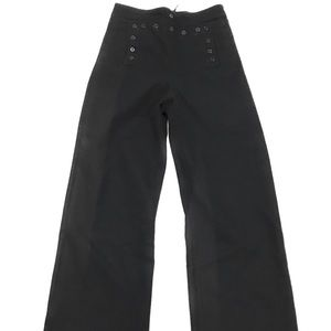 Vintage US NAVY Naval Wool Button Front Trousers